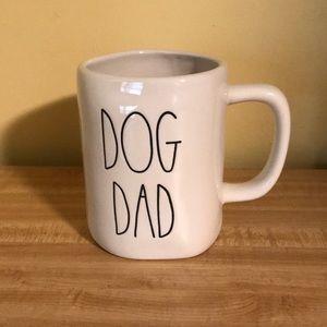 Rae Dunn DOG DAD Mug